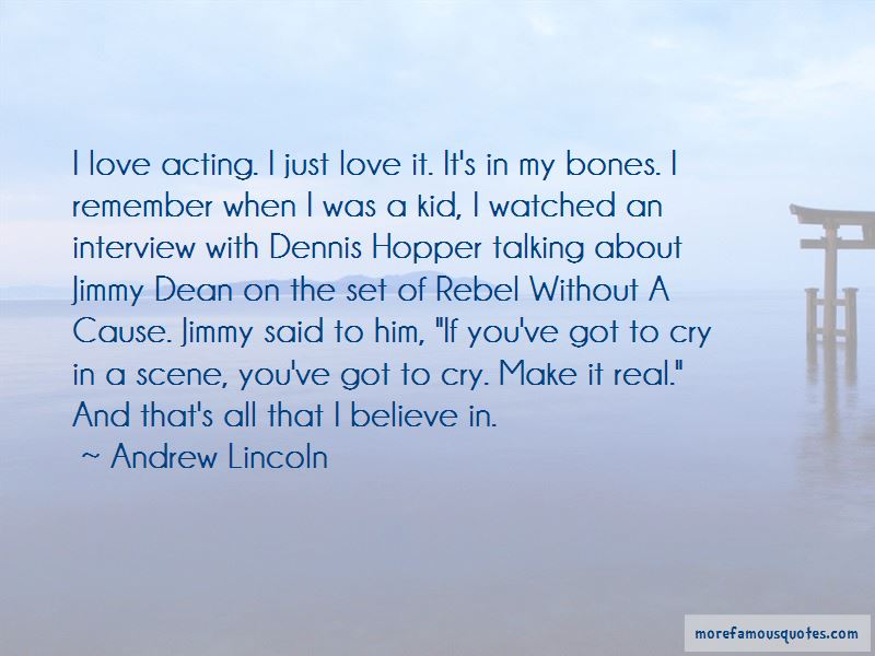 Andrew Lincoln Quotes Pictures 3