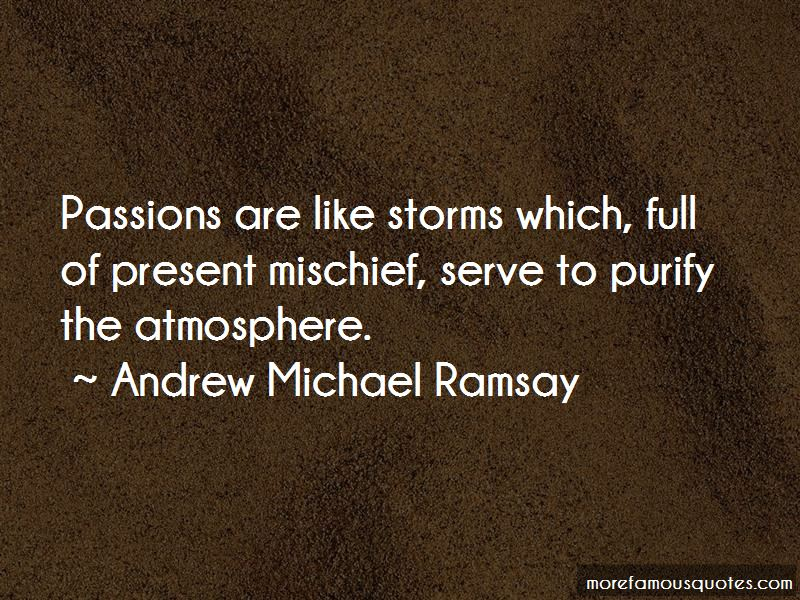 Andrew Michael Ramsay Quotes Pictures 2