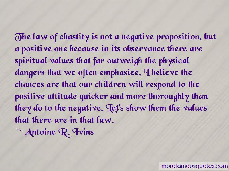 Antoine R. Ivins Quotes