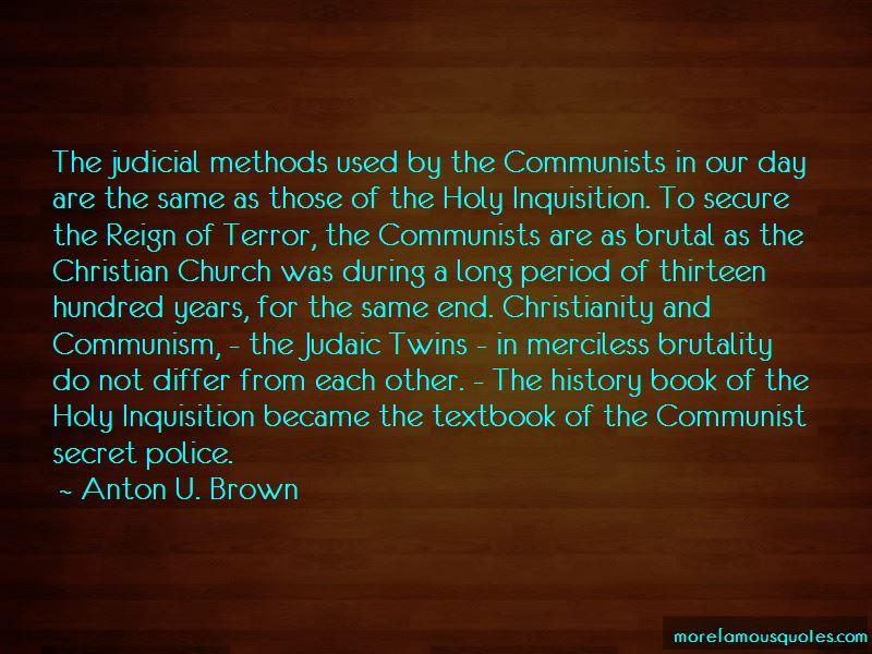 Anton U. Brown Quotes Pictures 2