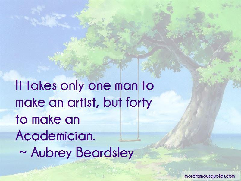 Aubrey Beardsley Quotes Pictures 2