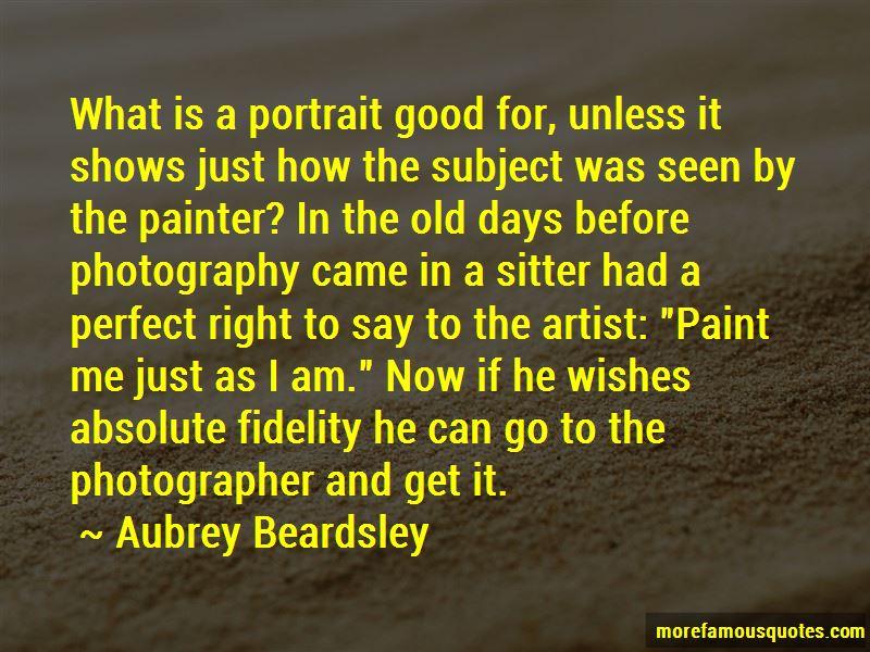 Aubrey Beardsley Quotes Pictures 4