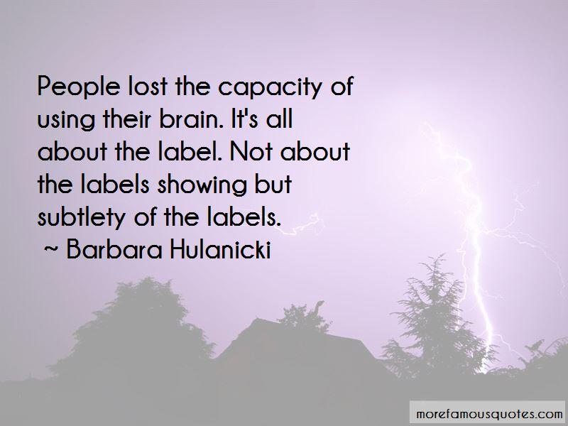 Barbara Hulanicki Quotes Pictures 3
