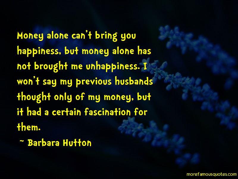 Barbara Hutton Quotes Pictures 2