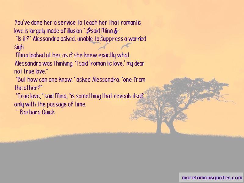 Barbara Quick Quotes Pictures 2