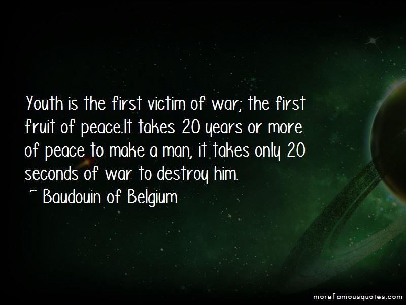 Baudouin Of Belgium Quotes