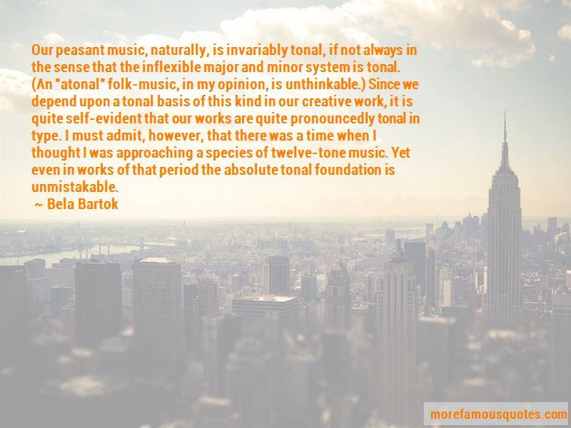 Bela Bartok Quotes Pictures 2