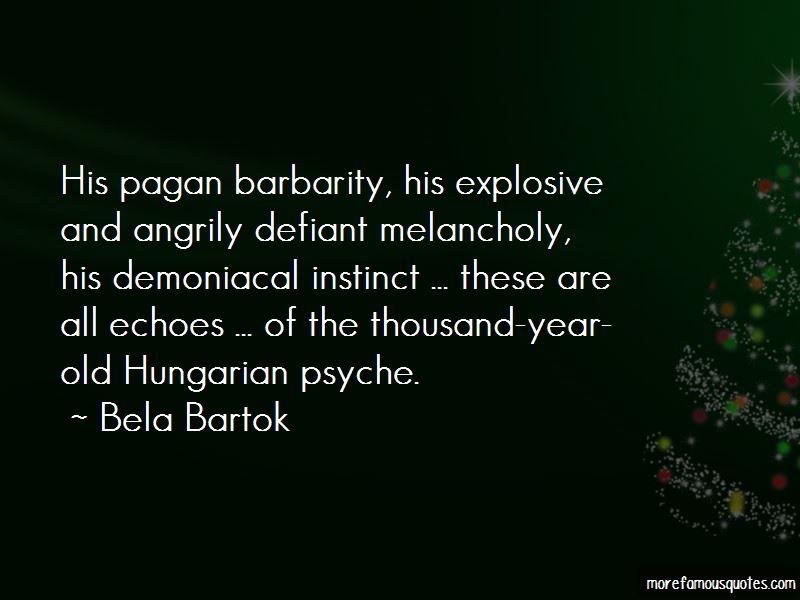 Bela Bartok Quotes Pictures 3