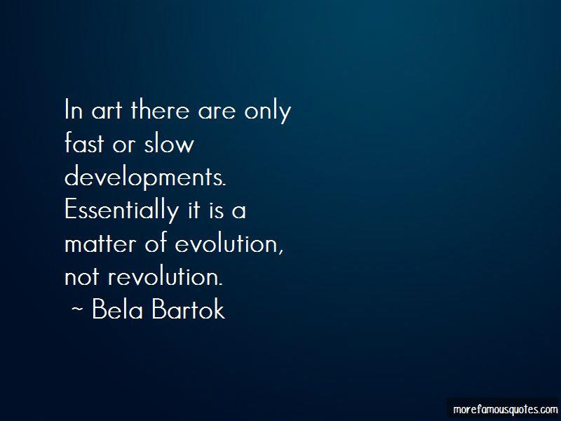 Bela Bartok Quotes