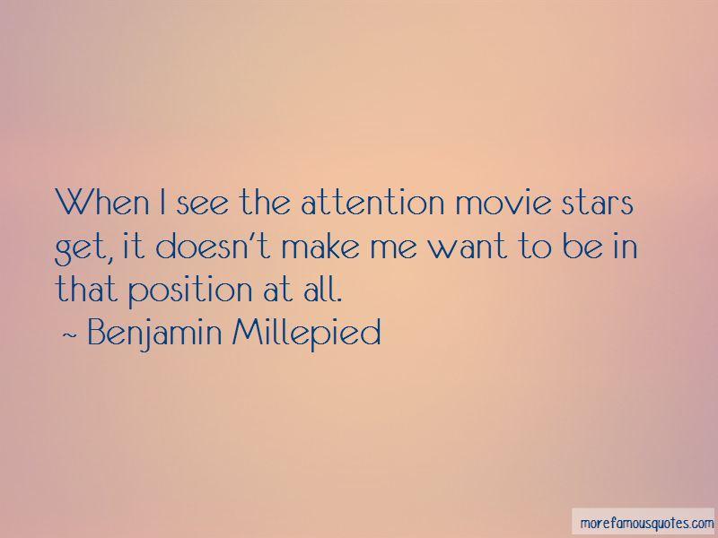 Benjamin Millepied Quotes Pictures 2