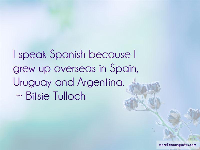 Bitsie Tulloch Quotes Pictures 2