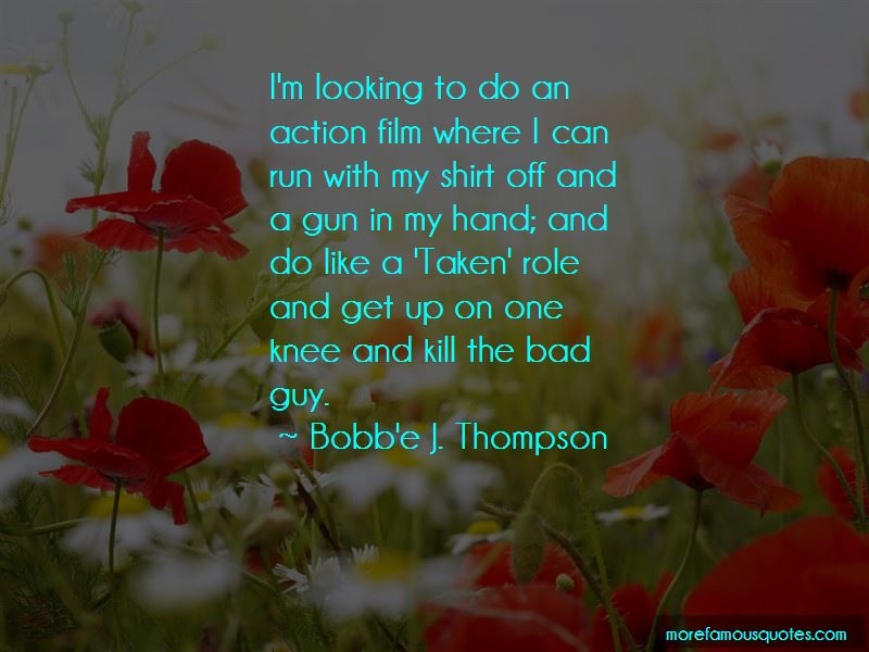 Bobb'e J. Thompson Quotes Pictures 2