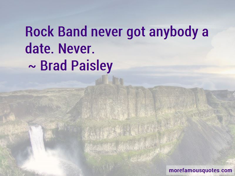 Brad Paisley Quotes Pictures 3