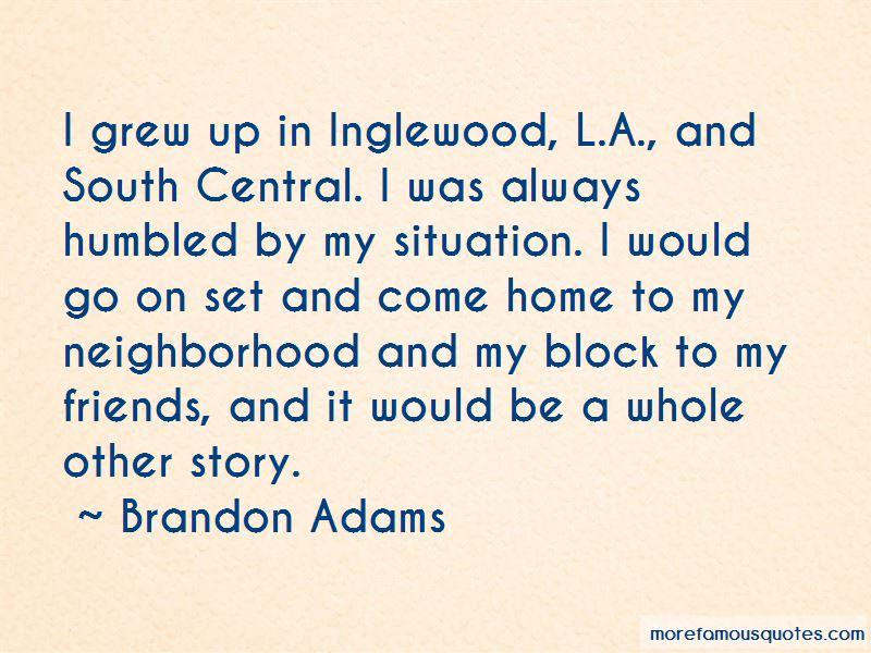 Brandon Adams Quotes Pictures 2