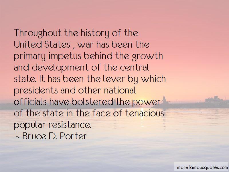 Bruce D. Porter Quotes