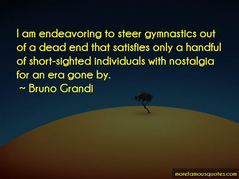 Bruno Grandi Quotes