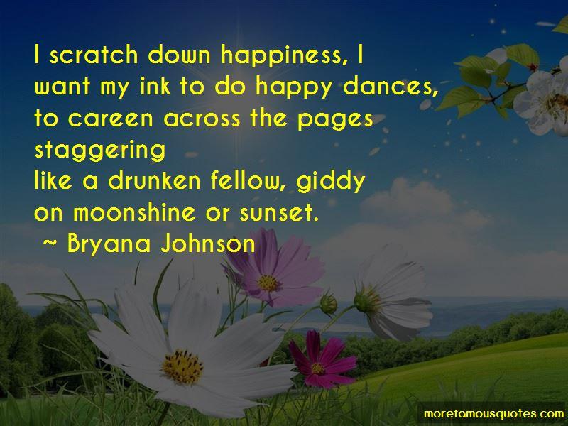 Bryana Johnson Quotes