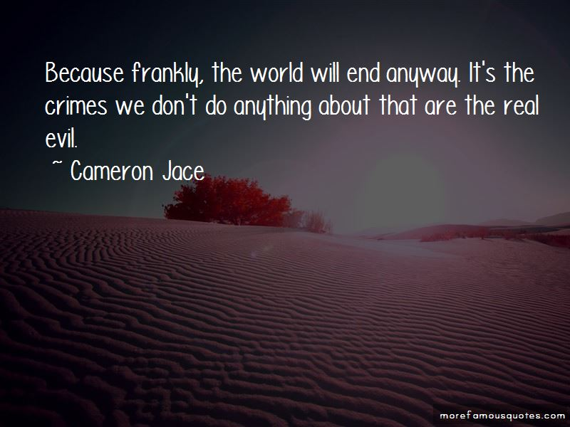 Cameron Jace Quotes Pictures 4