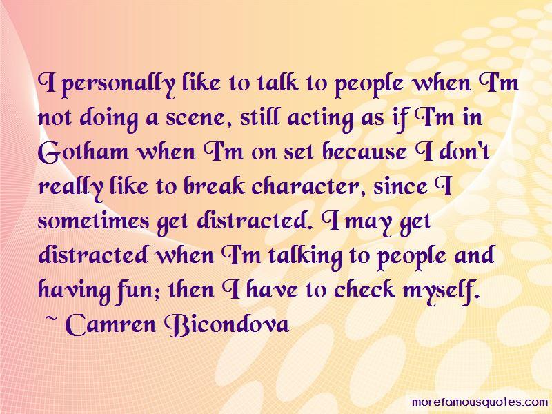 Camren Bicondova Quotes Pictures 2