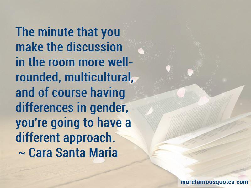 Cara Santa Maria Quotes Pictures 2