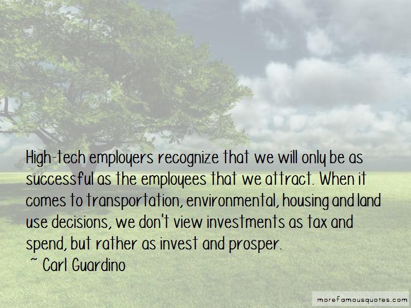 Carl Guardino Quotes