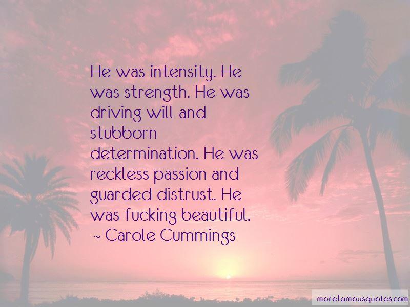 Carole Cummings Quotes Pictures 4