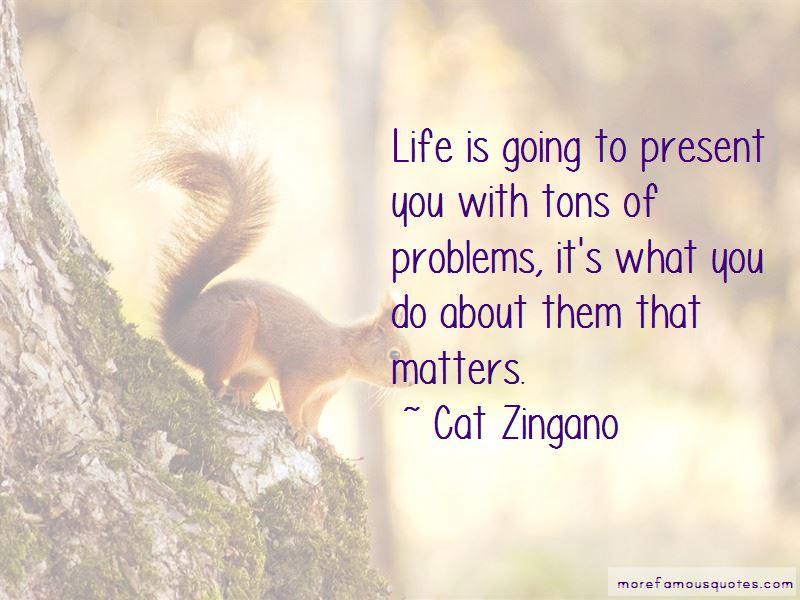 Cat Zingano Quotes Pictures 2