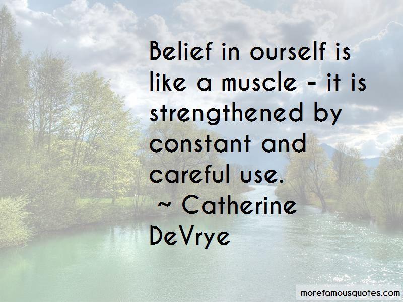 Catherine DeVrye Quotes Pictures 2