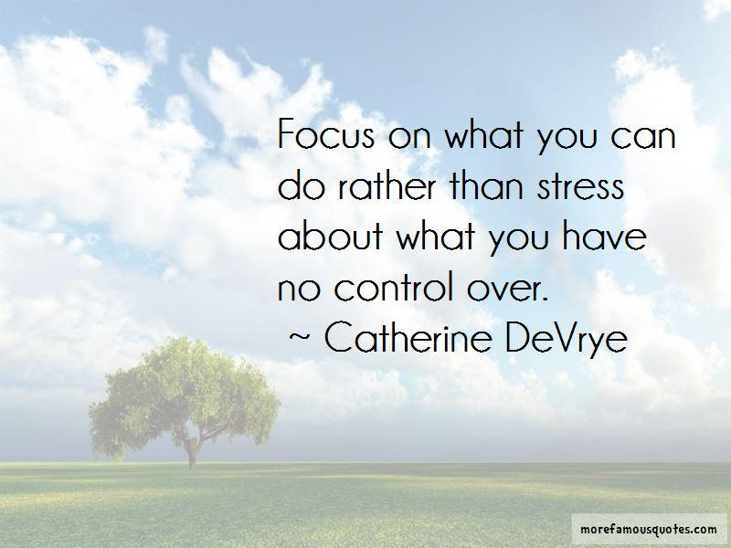 Catherine DeVrye Quotes Pictures 3