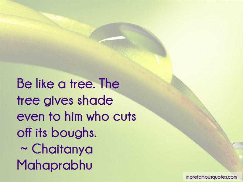 Chaitanya Mahaprabhu Quotes