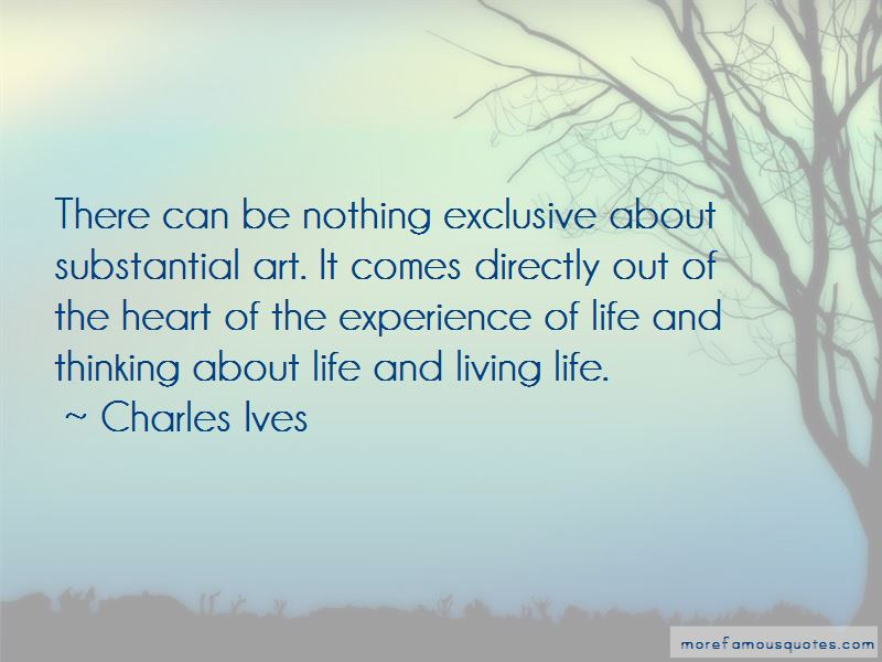 Charles Ives Quotes Pictures 2