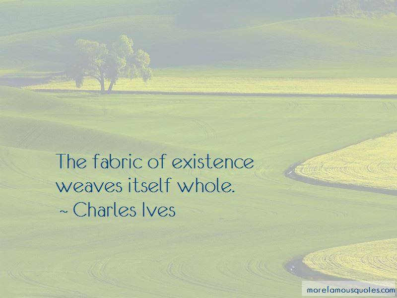 Charles Ives Quotes Pictures 3