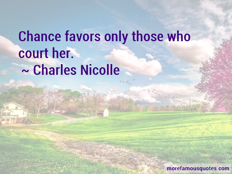 Charles Nicolle Quotes Pictures 2