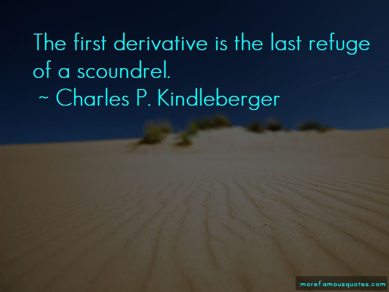 Charles P. Kindleberger Quotes Pictures 2