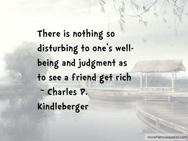 Charles P. Kindleberger Quotes Pictures 4