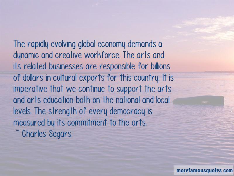 Charles Segars Quotes