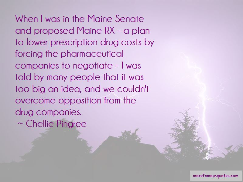 Chellie Pingree Quotes Pictures 3