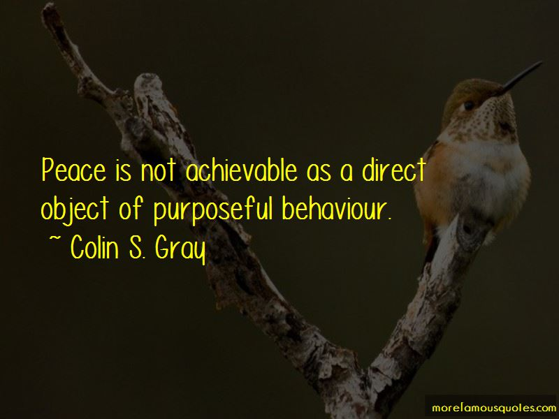 Colin S. Gray Quotes Pictures 2