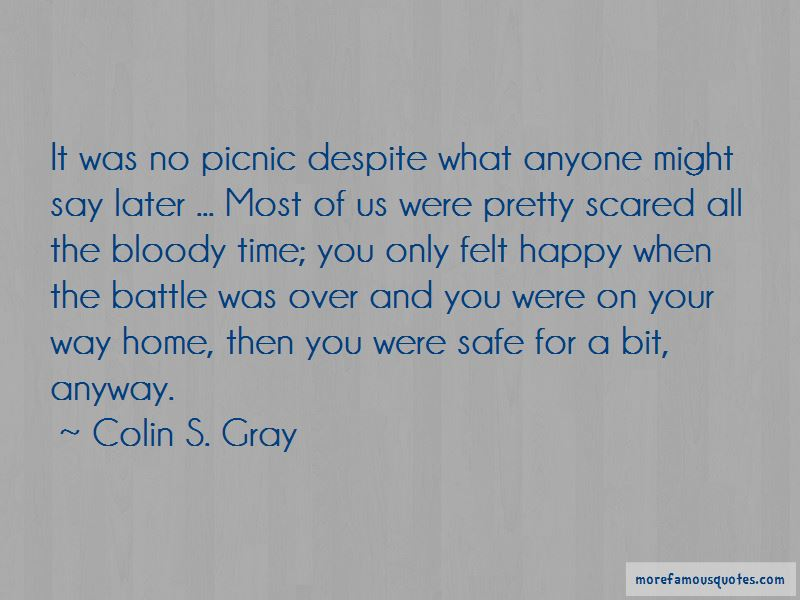 Colin S. Gray Quotes