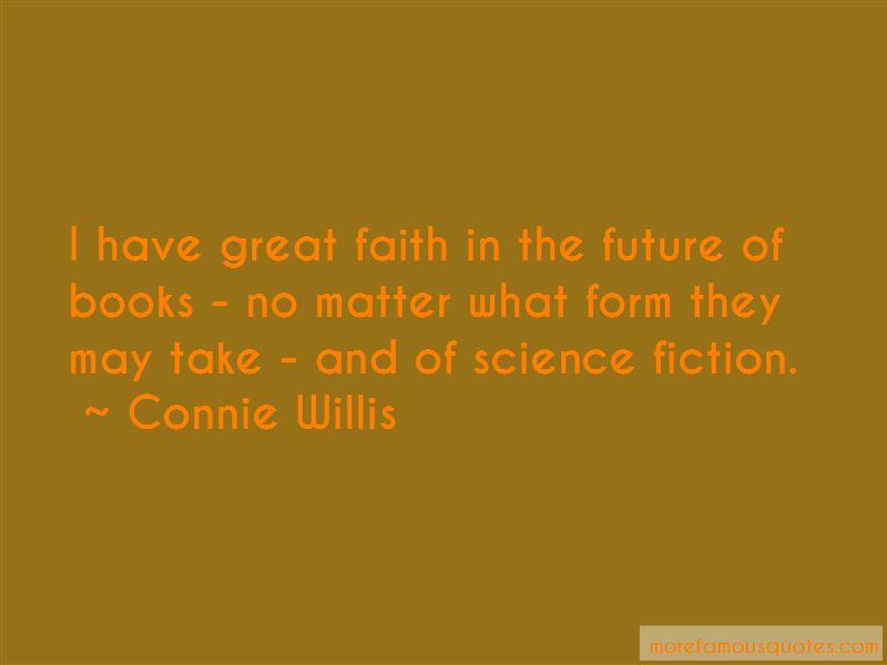 Connie Willis Quotes Pictures 2