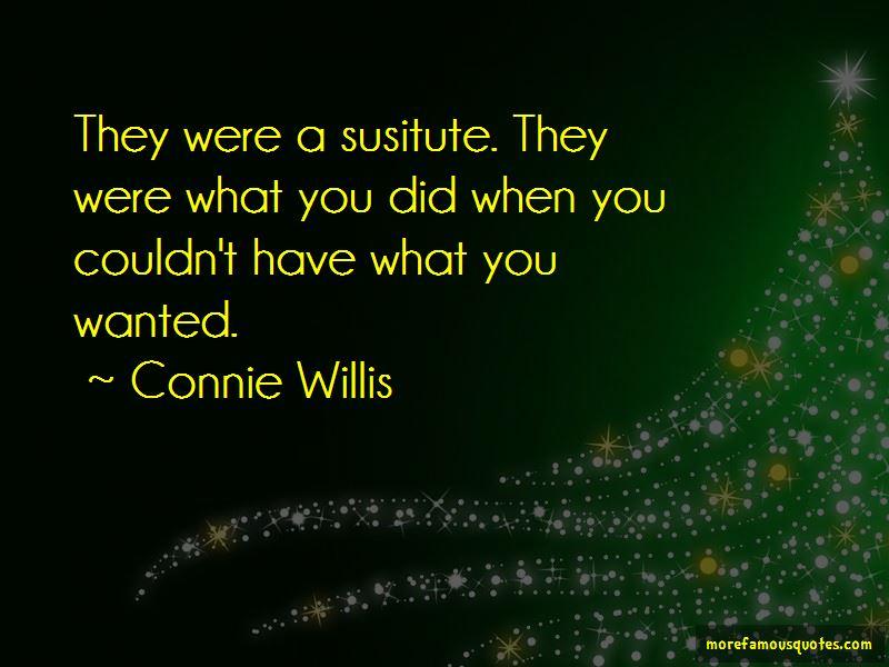 Connie Willis Quotes