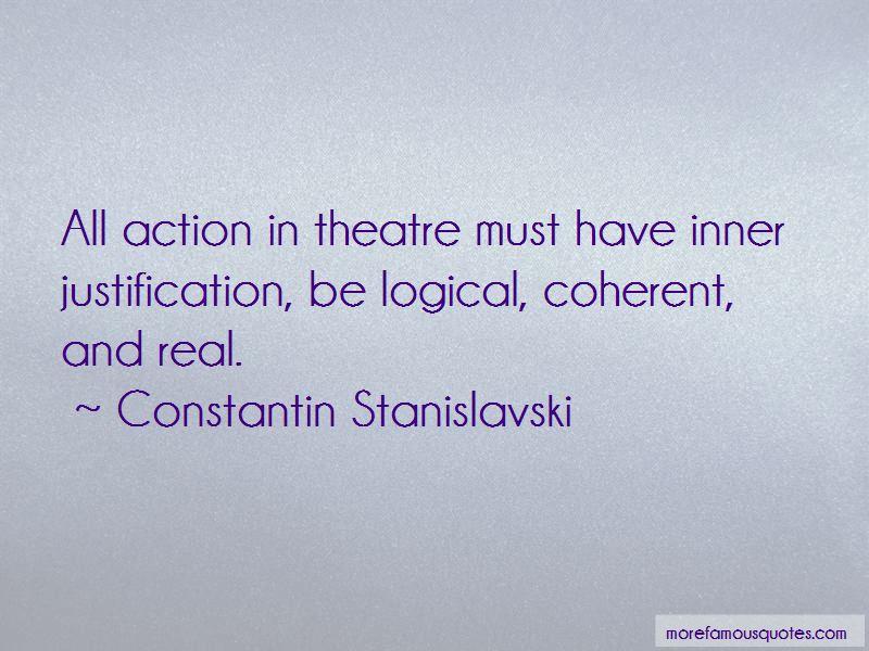 Constantin Stanislavski Quotes Pictures 2