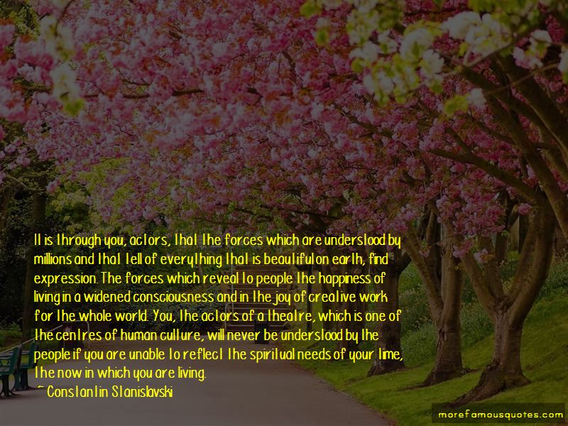 Constantin Stanislavski Quotes Pictures 4