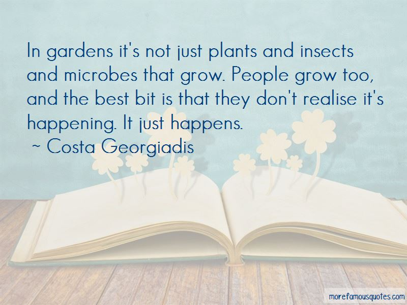 Costa Georgiadis Quotes Pictures 2