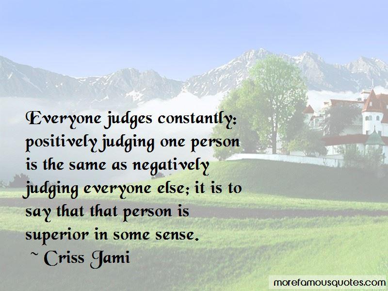 Criss Jami Quotes