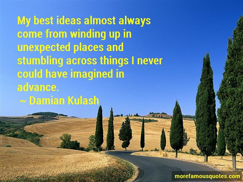 Damian Kulash Quotes Pictures 2