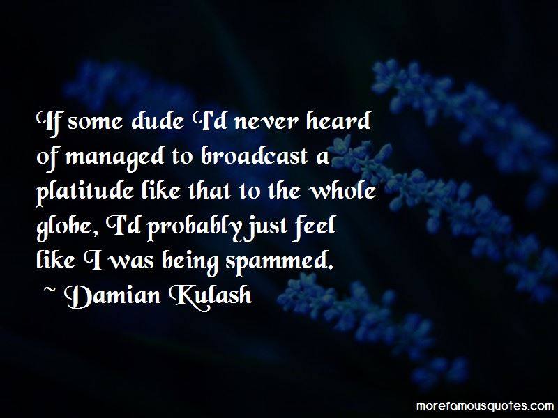 Damian Kulash Quotes Pictures 3