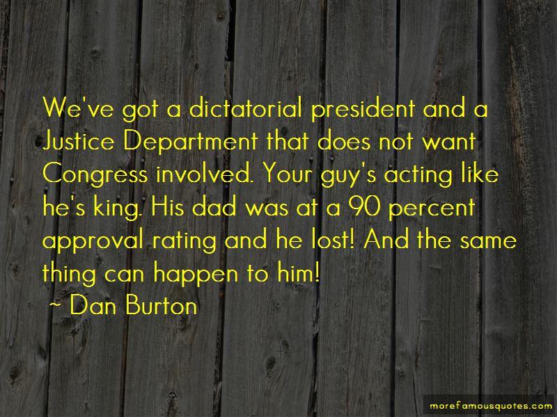 Dan Burton Quotes Pictures 3