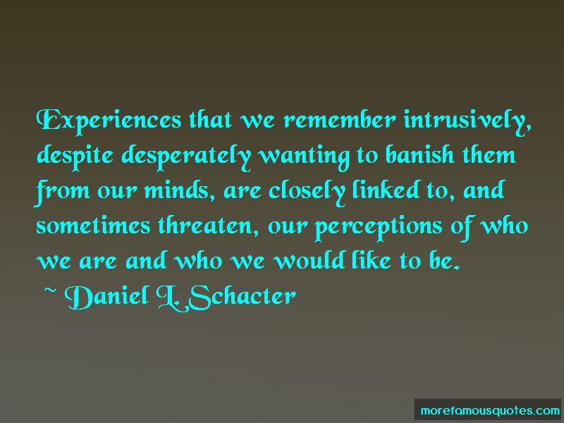 Daniel L. Schacter Quotes Pictures 2