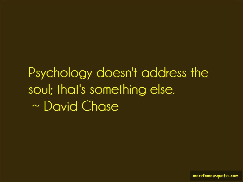 David Chase Quotes Pictures 2